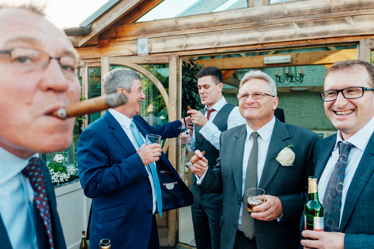 Summer Countryside Wedding At Gaynes Park Casey Perry